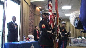 Salute To The Armed Forces at PWChamber